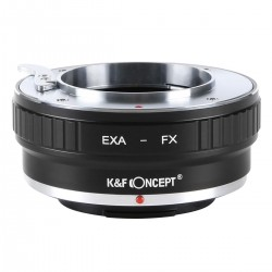Exacta Fuji X K&F Concept