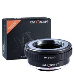 M42 Micro 4/3 m4/3 K&F Concept