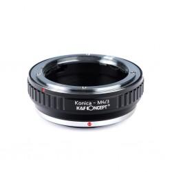 Konica Micro 4/3 m4/3 K&F...