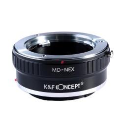 Minolta D MD Sony NEX K&F...