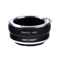 Praktica B PB Sony NEX K&F...