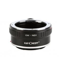 Olympus OM Sony NEX K&F...