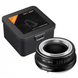 M42 Nikon Z K&F Concept