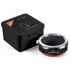 Canon EF NEX PRO K&F Concept