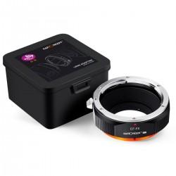 Canon EF Fuji X PRO K&F...
