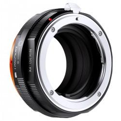 Nikon G Fuji X PRO K&F Concept