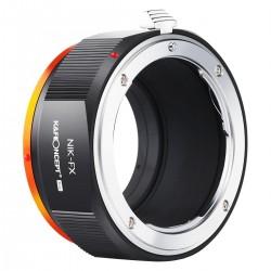 Nikon Fuji X PRO K&F Concept