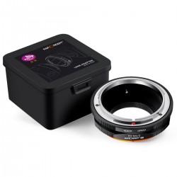 Canon FD Micro 4/3 PRO K&F...