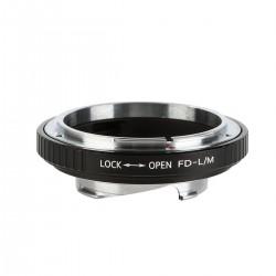 Canon FD Leica M LM K&F...