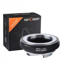 M42 Leica M LM K&F Concept