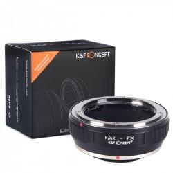KAR Fuji X PRO K&F Concept