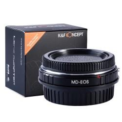 Minolta D MD EOS EF K&F...